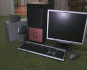 Продам компьютер 2х ядерный игровой с мощной видеокартой
