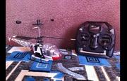 Ульяновск Продам б/у радиоуправляемый вертолёт walkera HM 5g4