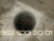 Алмазное сверление (бурение) отверстий до 500мм