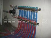 Сантехник:отопление, монтаж, ремонт, установка, канализация, водоснабжение