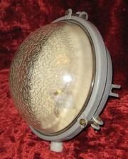 Пылевлагонепроницаемые светильники НПП100-002